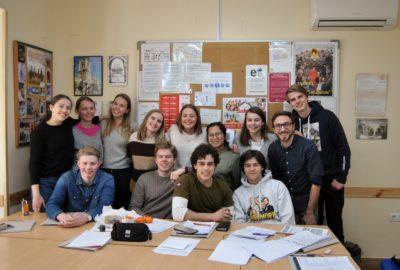 Curso de Formación de Profesores de Español