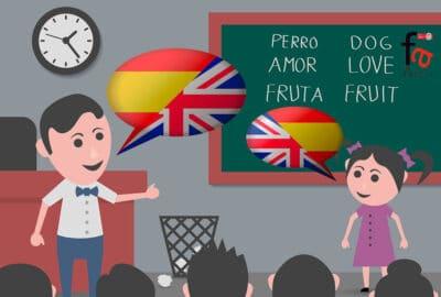 Enseñanza bilingüe en España