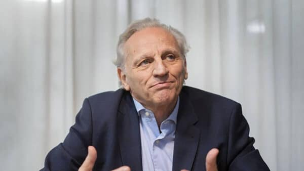 Álex Grijelmo - Ignacio Gil. Foto ABC