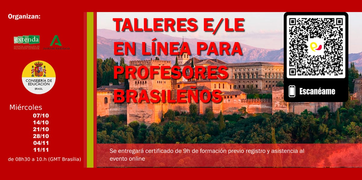 Ciclo de talleres ELE online