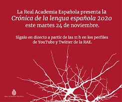 Crónica de la lengua española 2020